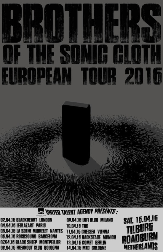 Brothers Of The Sonic Cloth 2