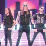 "Video stream: DragonForce – ""Razorblade Meltdown"""